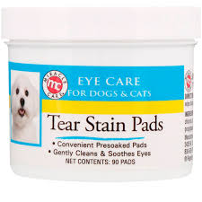 tear stain eye pads